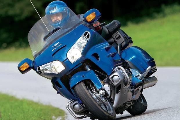 Honda Gold Wing / Kliknij /Motocykl