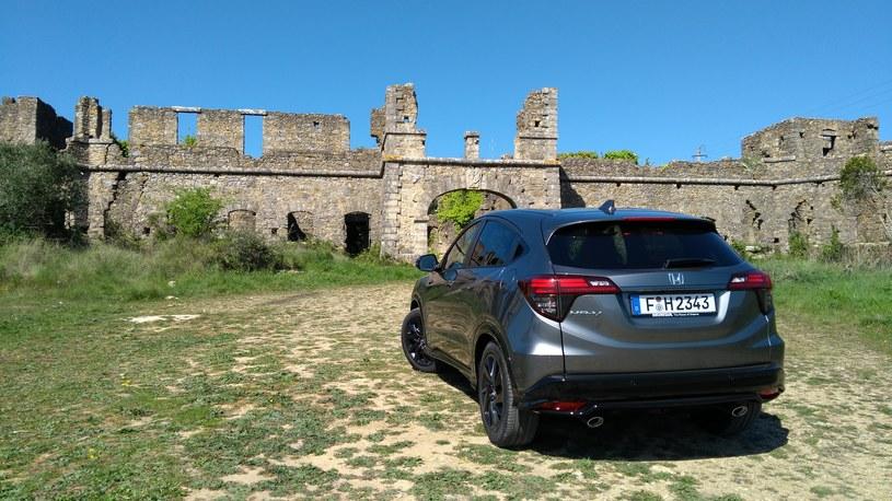 Honda HR-V 1.5 VTEC Turbo Sport /INTERIA.PL