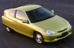 Honda Insight (1999) /Honda