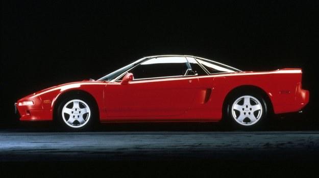 Honda, jakiej jeszcze nigdy nie było - dwumiejscowe coupé o osiągach dorównujących Porsche i Ferrari. /Motor