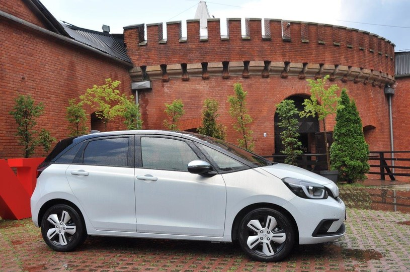Honda Jazz /INTERIA.PL
