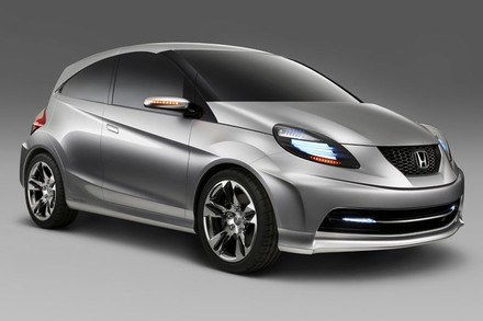Honda new small concept /