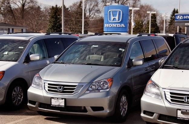 Honda odyssey /AFP