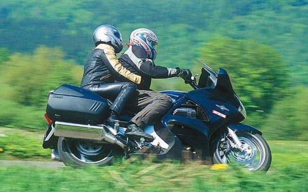 Honda Pan European / Kliknij /Motocykl