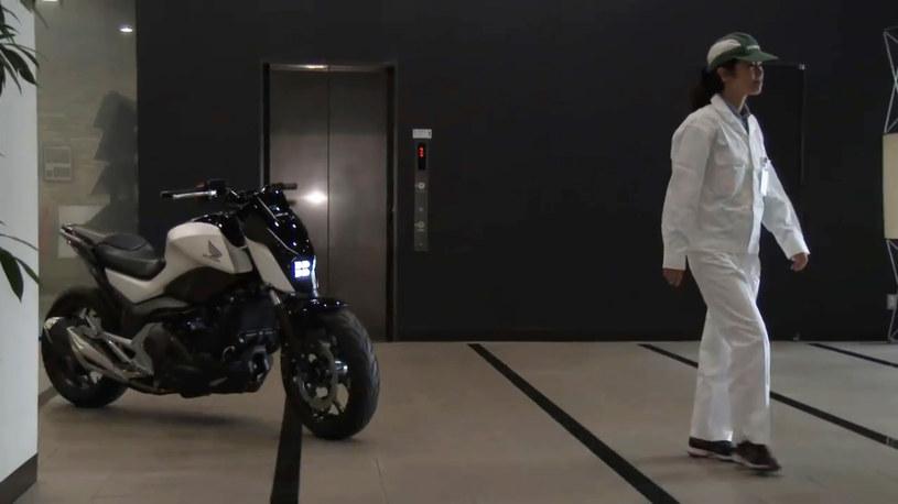 Honda Riding Assist /