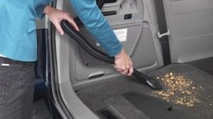 HondaVAC w bagażniku Odysseya /Honda