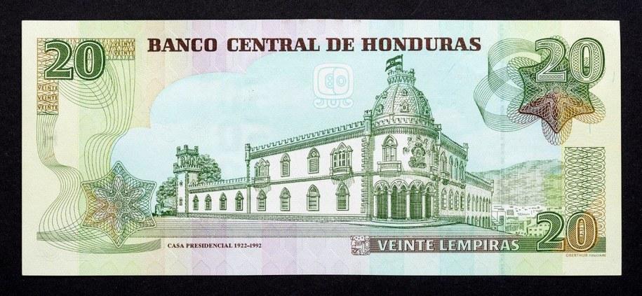 Honduraski lempir rewers /Grzegorz Kwolek /RMF FM