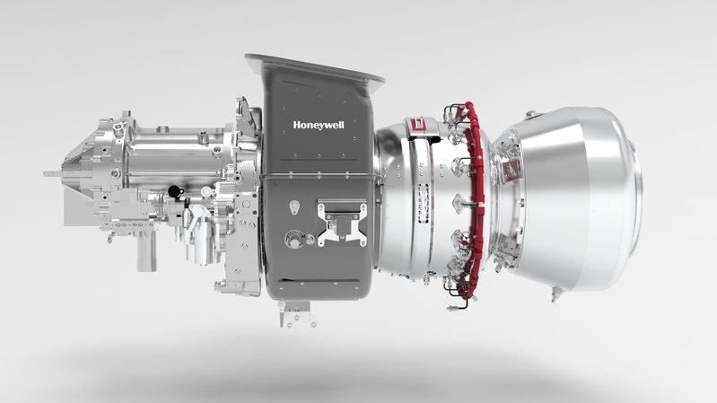 Honeywell opracowuje nowy turbogenerator /materiały prasowe