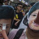 Hongkong: 21. rocznica przyłączenia do Chin. Uroczystości w cieniu protestów