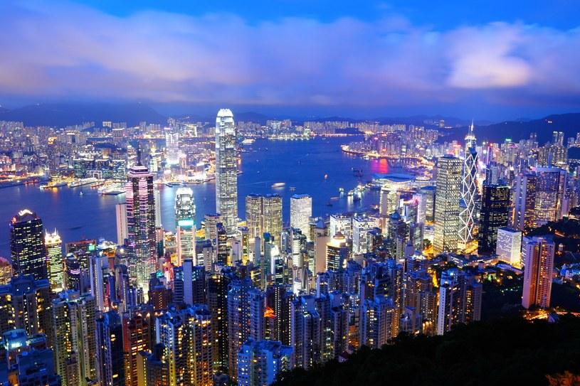 Hongkong, jedno z najdroższych miejsc do życia na świecie /123RF/PICSEL