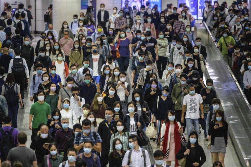 Hongkong, zdj. ilustracyjne /AFP