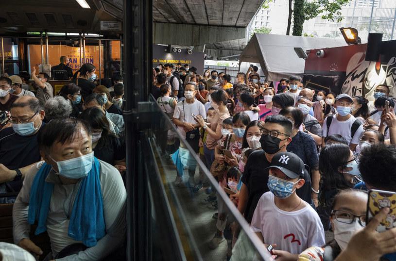 Hongkong; zdj. ilustracyjne /Miguel Candela/Anadolu Agency /Getty Images