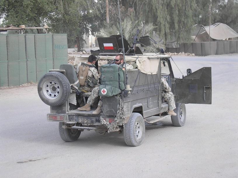 Honker w Afganistanie /Marcin Ogdowski /INTERIA.PL