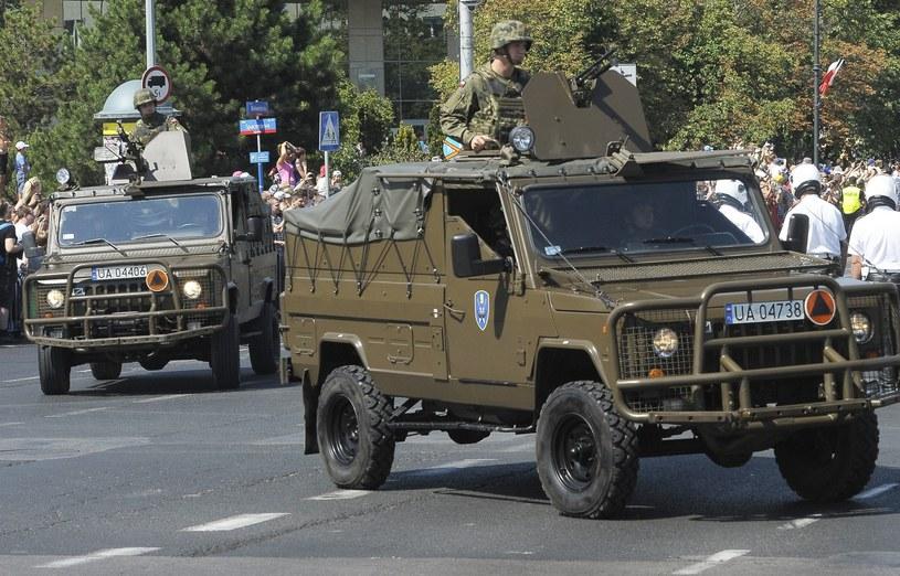 Honkery (Skorpiony) wciąż są używane przez polskie wojsko /Wojtek Laski /East News