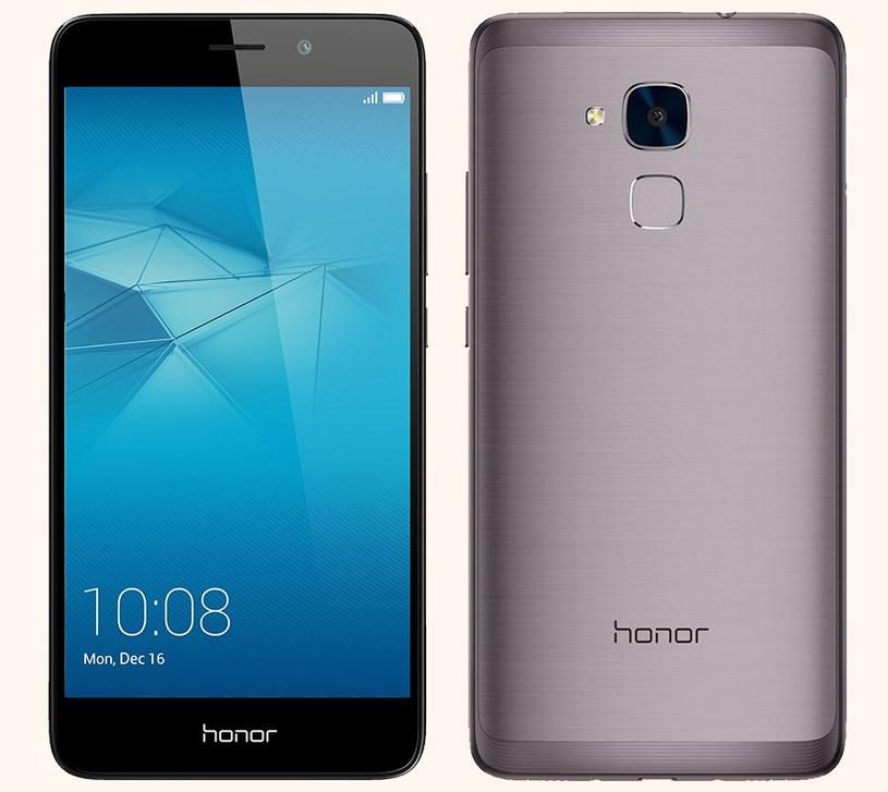 Honor 7 Lite wejdzie do sprzedaży w lipcu /materiały prasowe