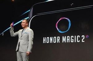 Honor Magic 2 trafia do masowej produkcji