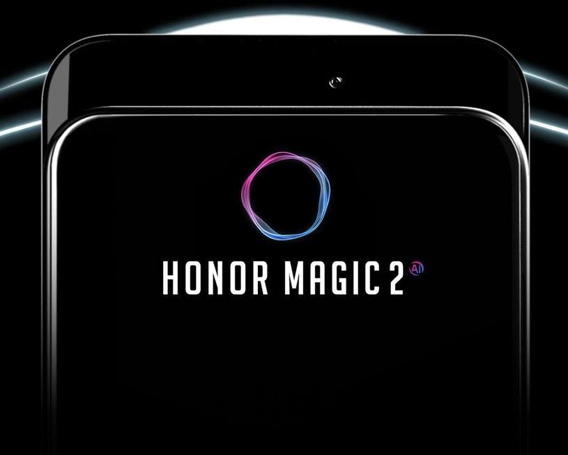 Honor Magic 2 /materiały prasowe