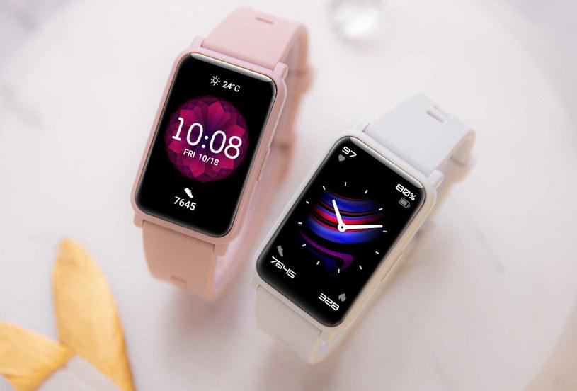 Honor prezentuje nowe smartwatche /materiały prasowe