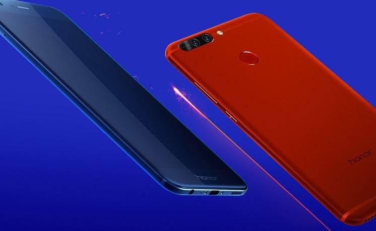 Honor V9 to pierwszy telefon z modelowaniem 3D /materiały prasowe