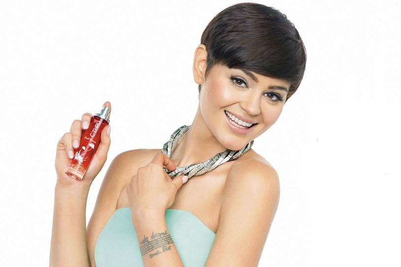 Honorata Skarbek została oficjalną ambasadorką marki C-thru Coral Dream /materiały prasowe