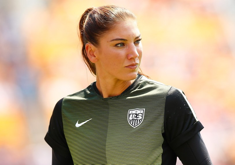 Hope Solo /AFP