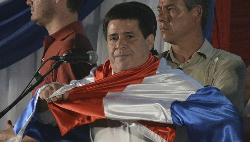 Horacio Cartes /AFP
