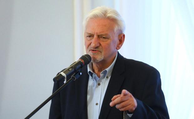 Horban o szczepieniu miliona Polaków miesięcznie: To nie jest wielki wyczyn