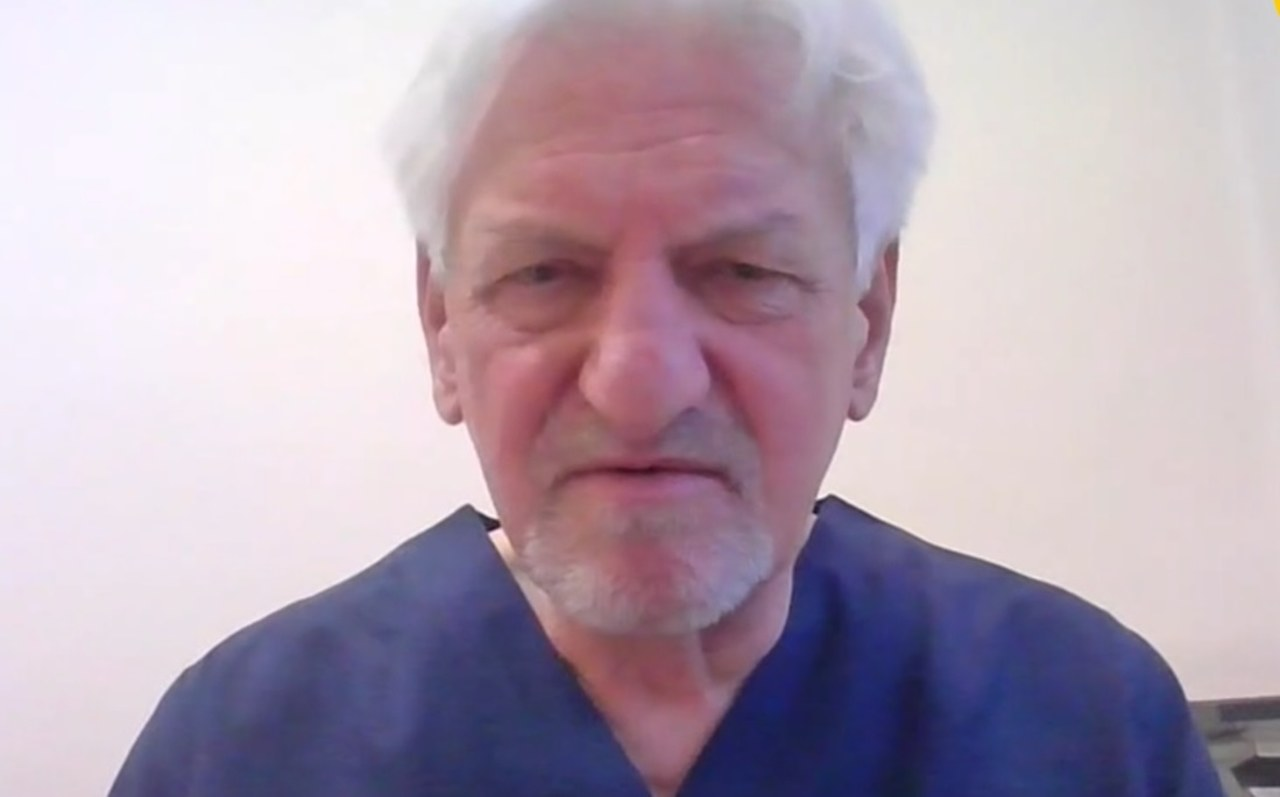 Horban: Od niedzieli możliwy całkowity lockdown