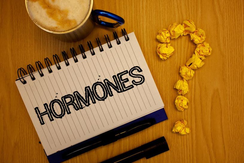 Hormony mają ogromny wpływ na nasze życie /©123RF/PICSEL