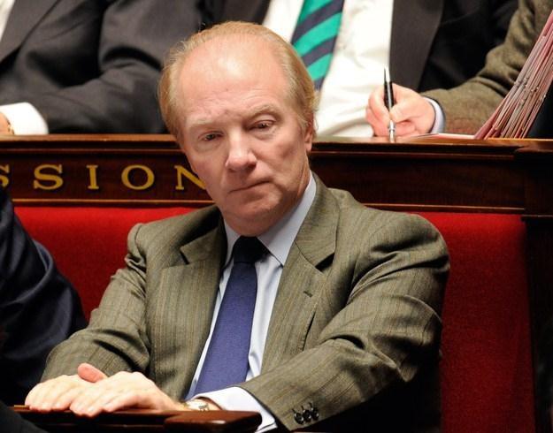 Hortefeux: Podjąłem decyzję, aby położyć kres tym zawodom /AFP