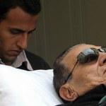 Hosni Mubarak zapadł w śpiączkę