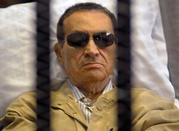 Hosni Mubarak /AFP