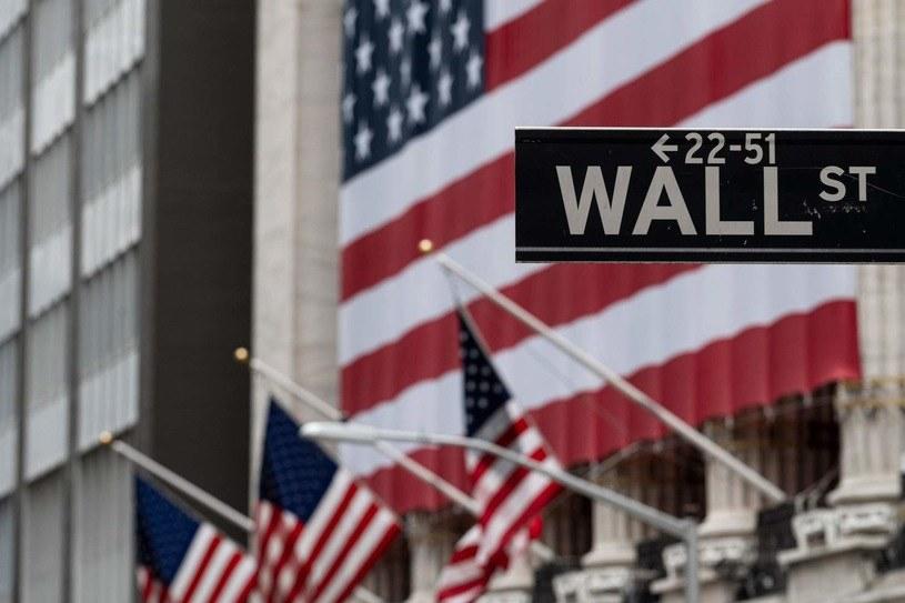"""Hossa na Wall Street. Wielkie pieniądze i """"fałszerstwa"""" /AFP"""