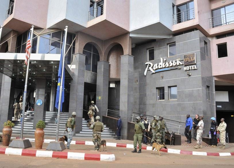 Hotel Bamako w Mali /PAP/EPA