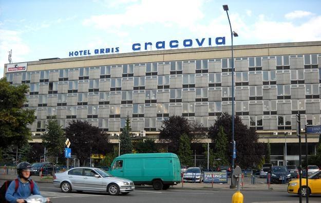 Hotel Cracovia/fot. Zygmunt Moszkowicz /INTERIA.PL