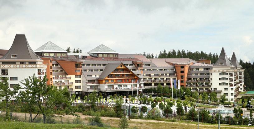 Hotel Gołębiewski w Karpaczu /MONKPRESS /East News