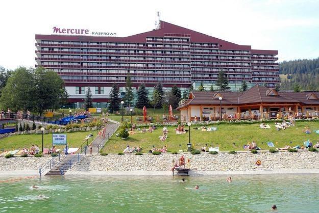 Hotel Mercure Kasprowy w Zakopanem. Fot. Adrian Gładecki /Reporter