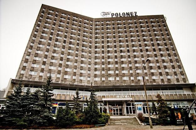 Hotel Polonez w Poznaniu. Fot. Łukasz Juszczak /Reporter