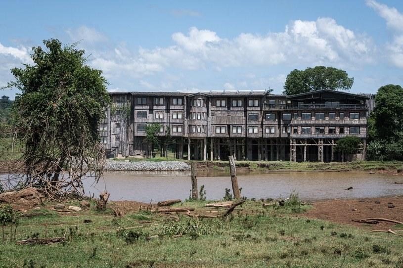 Hotel Treetops w Kenii obecnie /AFP