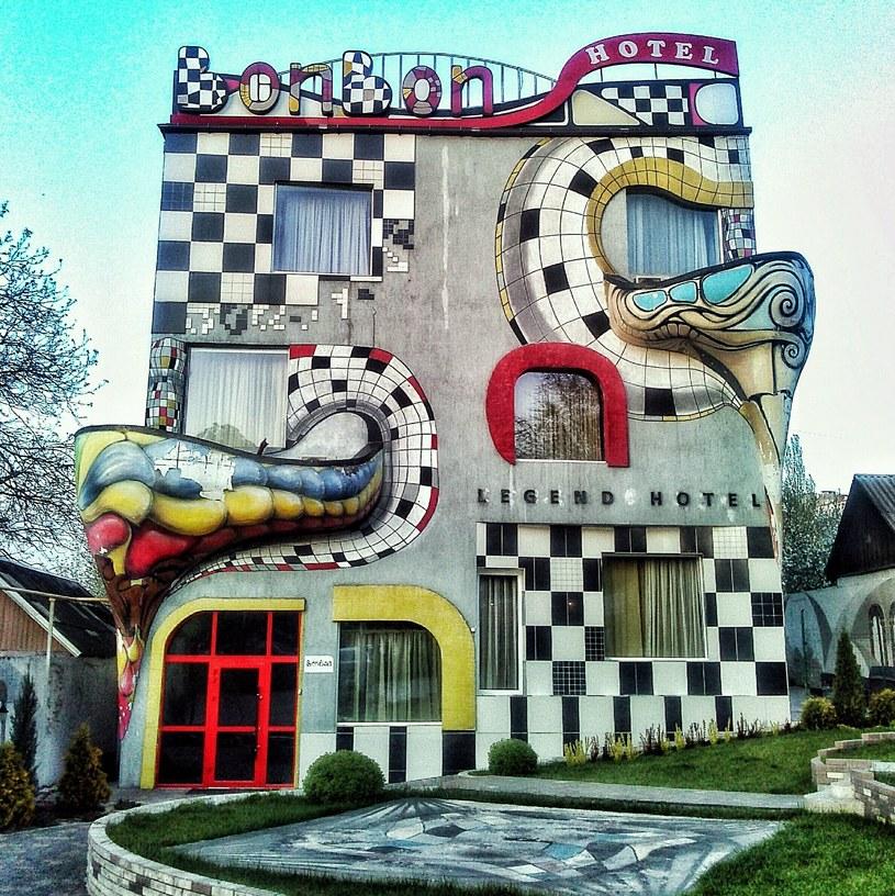 Hotel w Doniecku / Константин Костенко /Scoopshot