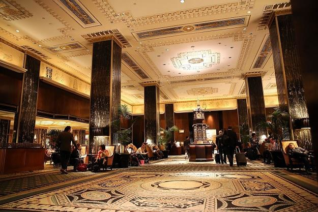 Hotel Waldorf Astoria /AFP