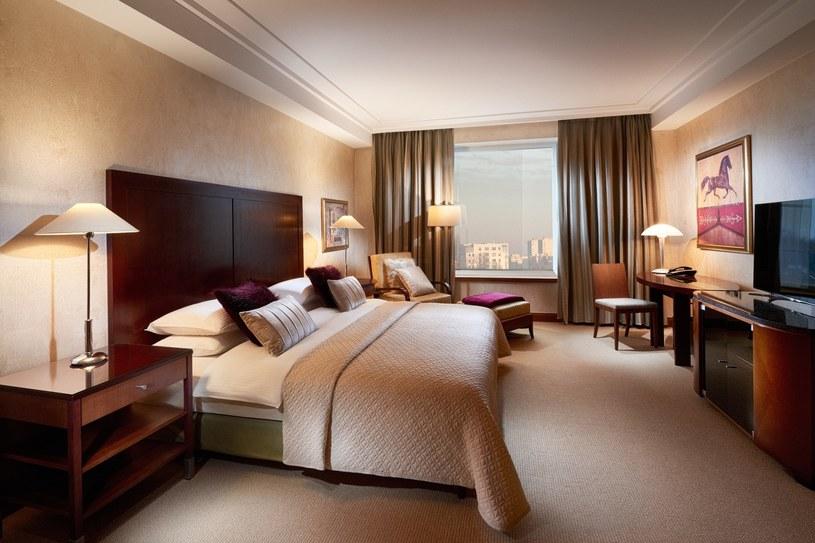 Regent Warsaw Hotel Pokój Z Widokiem Na łazienki