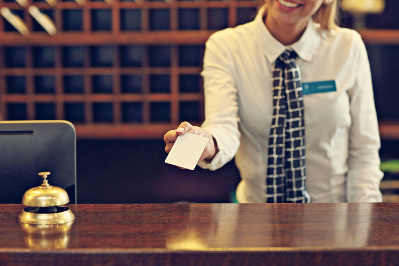 Hotelowy boom, Polacy rezerwują noclegi. /123RF/PICSEL