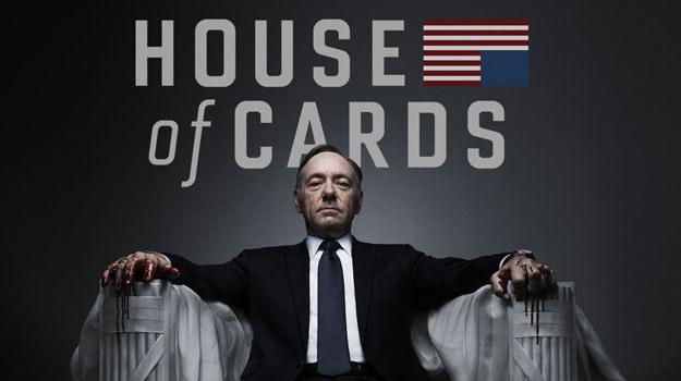 """""""House of Cards"""" okrzykniętego jednym z najlepszych thrillerów politycznych wszech czasów /materiały prasowe"""