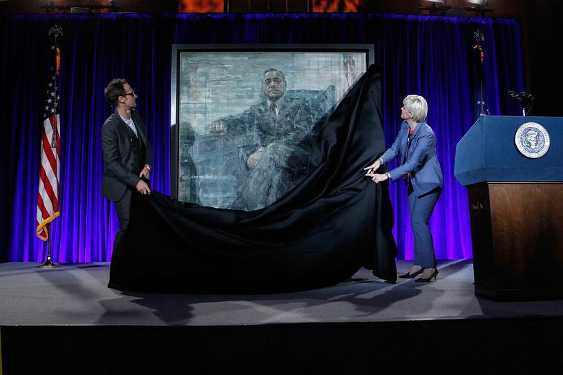"""House of Cards"" /Paul Morigi /Getty Images"