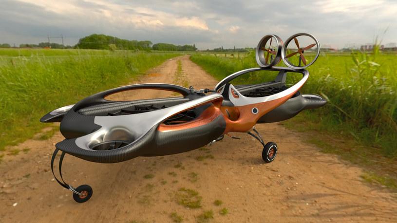 Hoverbike Raptor /