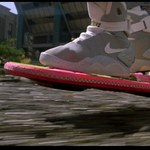 Hoverboard - latająca deska