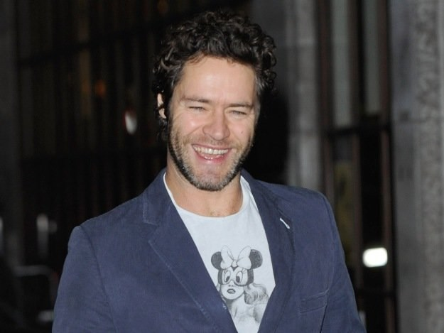 Howard Donald (Take That) jest zadowolony z wyroku sądu fot. Ian Gavan /Getty Images/Flash Press Media