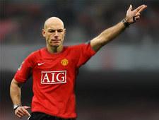 Howard Webb sympatykiem Manchesteru United