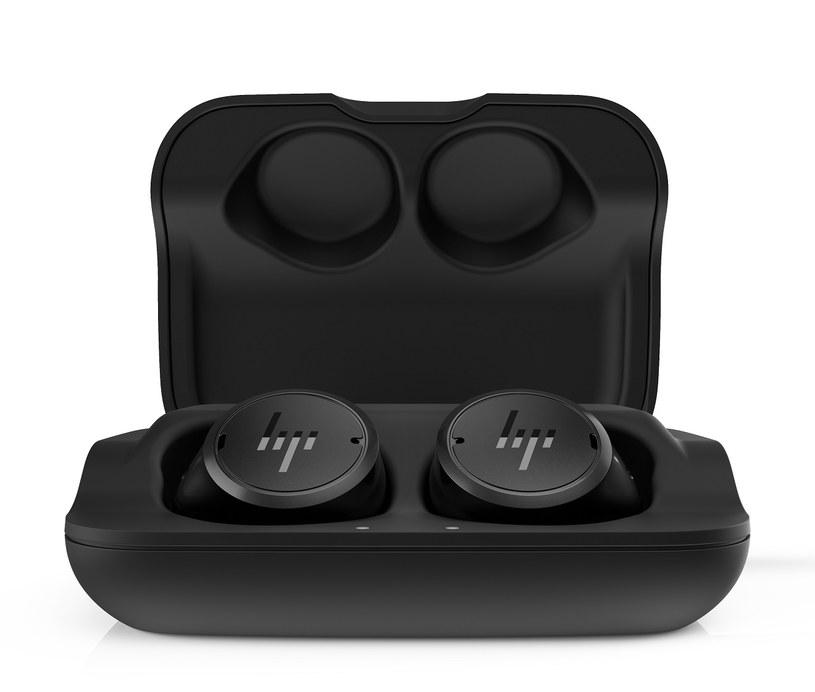 HP Elite Wireless Earbuds /materiały prasowe